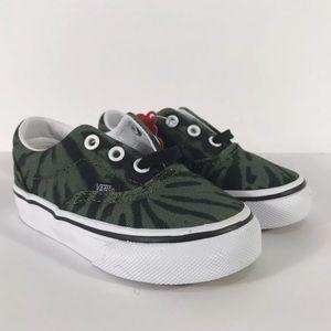 Vans Era Tie Dye Garden Green Sneakers